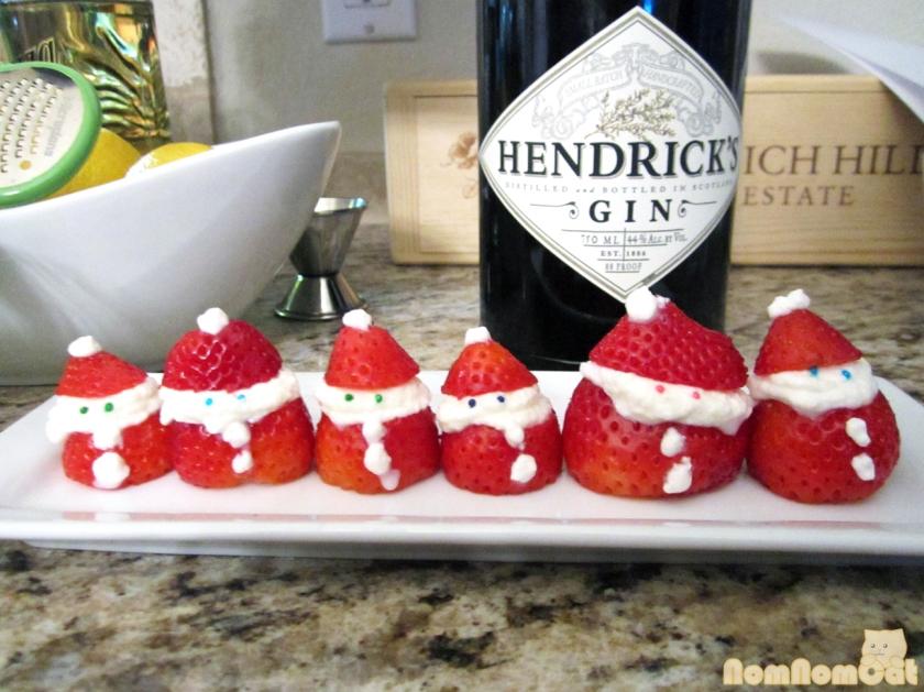 Snowberry Santa