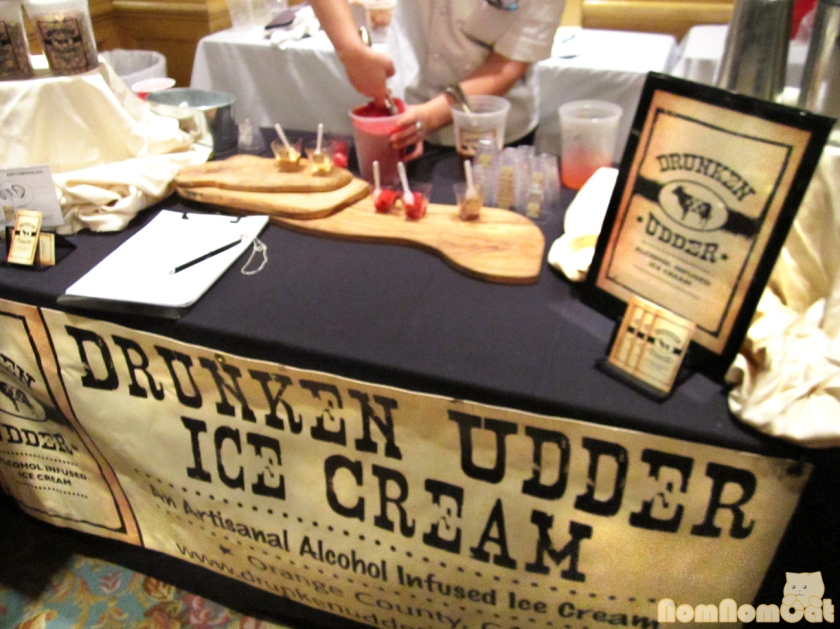 Drunken Udder Ice Cream
