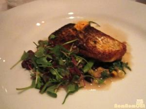 Course 4 (m): Crispy White Fish