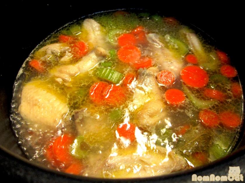 Mmm soup..