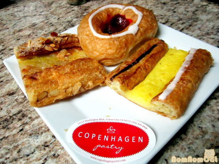 Kringle, Raspberry Pastry, Copenhagen
