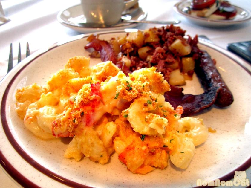 Lobster Mac & Cheese