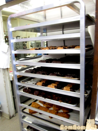 Rack of delicious pastries!