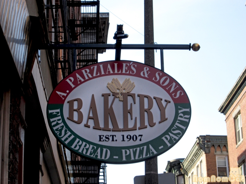 Parziale's