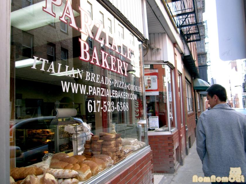 Parziale's Store Front