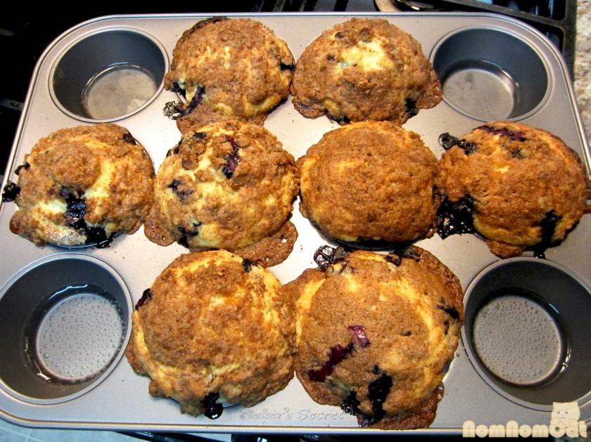 Same recipe as above, using fresh berries