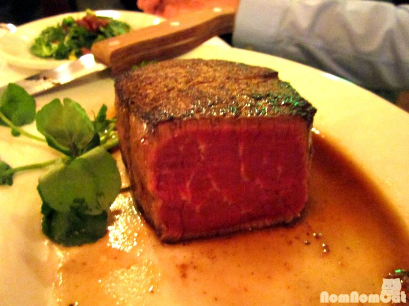Mmmm steak....