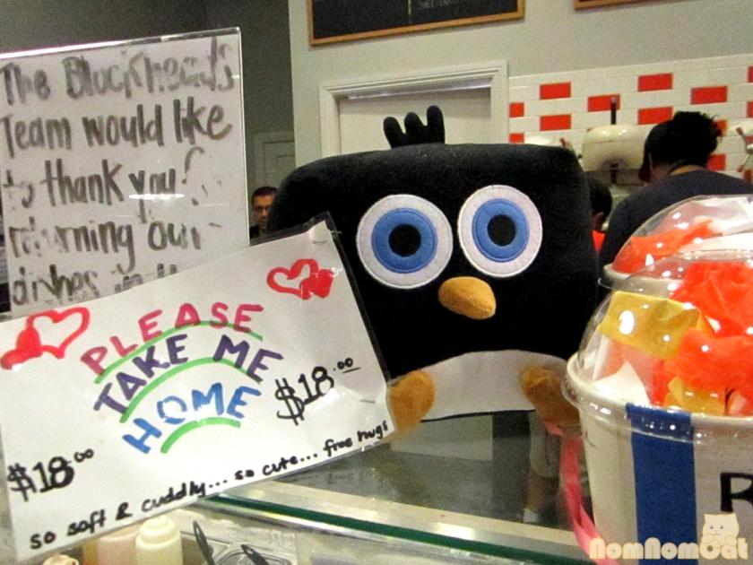 Penguin Plushie!