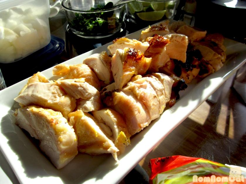 Zesty Tequila Lime Chicken