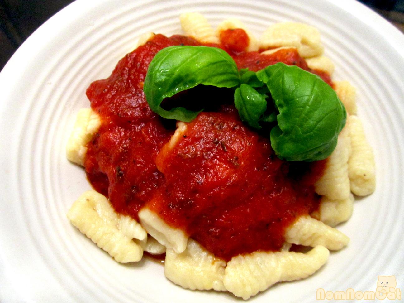 Potato Gnocchi Recipes — Dishmaps