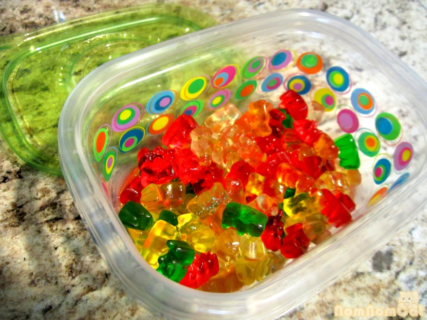 Vodka & Limoncello Gummy Bears