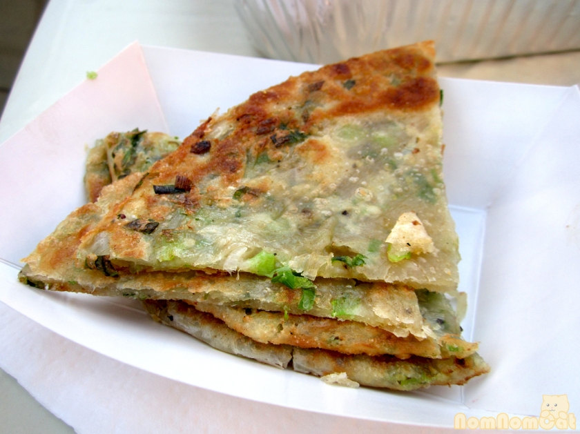 Wei's: Green Onion Pancake