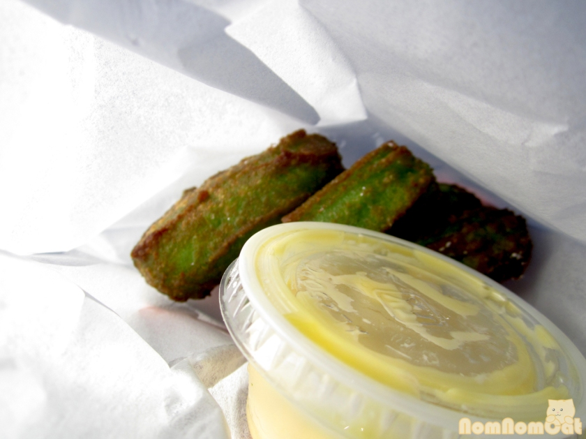 Starry Kitchen: Pandan Churros with Kaya Cream