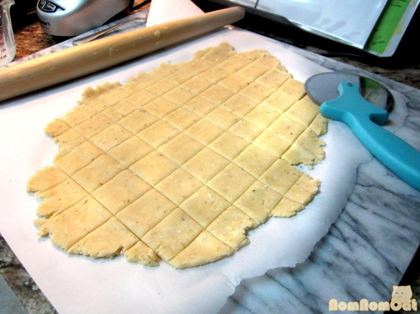 Step 5: Cut
