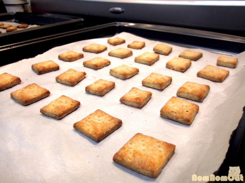 Step 8: Bake