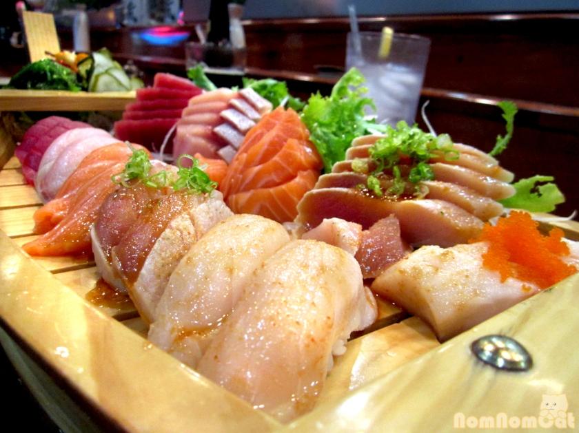 Crazy Sushi Fever - Pismo Boat