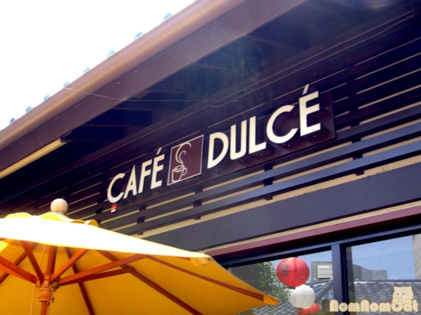 Cafe Dulce in Little Tokyo