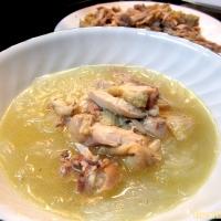 Vietnamese Chicken Noodle Soup (Mien Ga)
