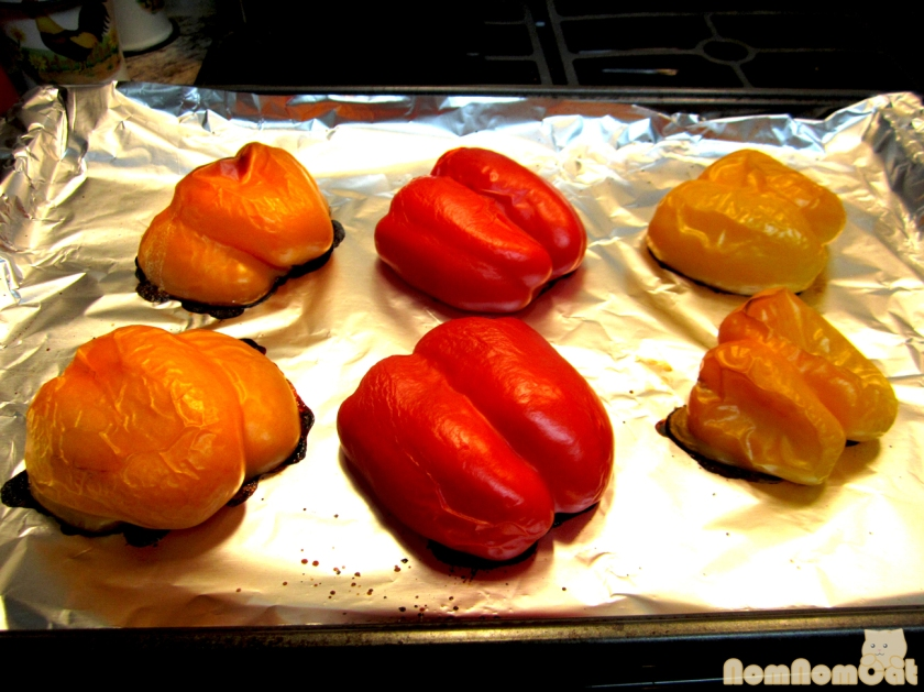 Roasted Peppers (After)