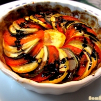 Meatless Monday: Remy's Ratatouille (Version II)