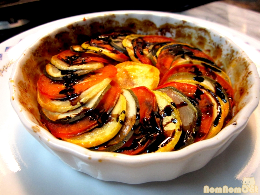 Ratatouille Version II - the finished product