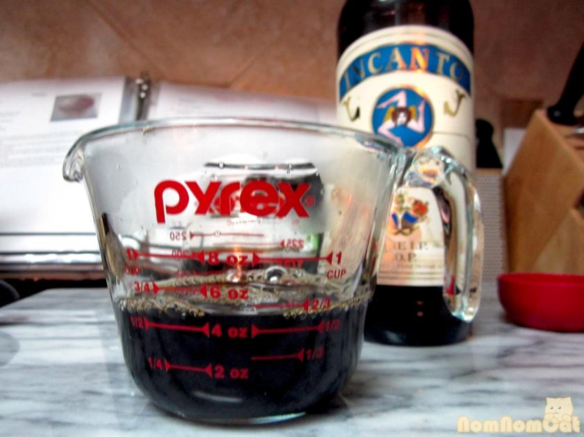 Coffee-Marsala Mixture