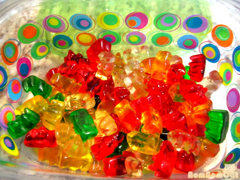 11 Vodka Gummy Bears