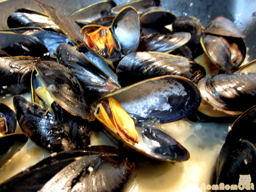Beautiful Mussels!