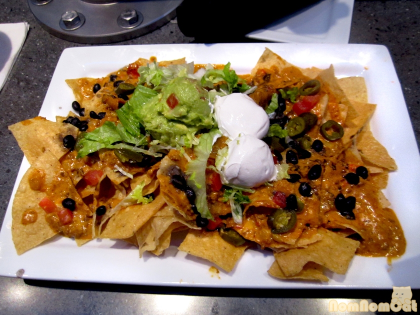 Mountain O'Nachos!