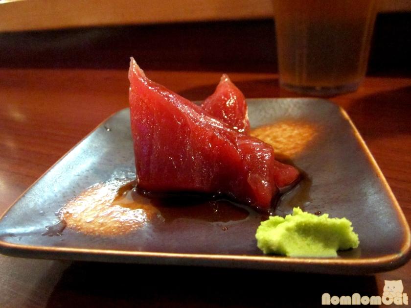 Maguro (Tuna) Sashimi