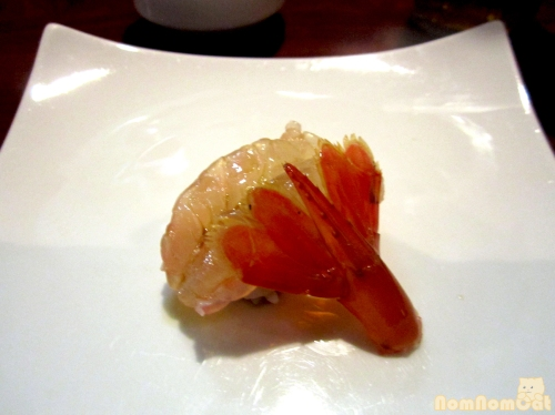 Amaebi (Live Sweet Shrimp)